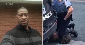 تمام کلماتی که مرد سیاهپوست زیر زانوی پلیس گفت!