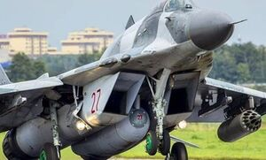 سوریه به جنگندههای جدید «میگ-۲۹» مجهز شد