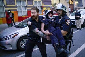 فیلم/ پلیس لباس شخصی آمریکایی
