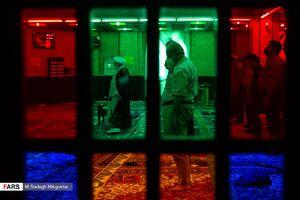 عکس/ بازگشایی مساجد بعد از ۷۴ روز