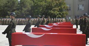 تحلیل آماری ۵ سال نبرد ارتش ترکیه و گروه تروریستی PKK / دولت ترکیه طعم تلخ حمایت از تروریسم را چشید +تصاویر