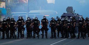اعلام جنگ هکرهای «انانیموس» علیه پلیس «مینیاپولیس»