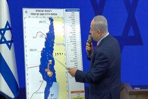 جزییات زمان اجرای طرح الحاق کرانه باختری