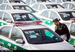 روزانه چند تماس با پلیس ۱۱۰ گرفته میشود؟