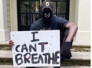 رانندگی ۱۵ساعته یک بازیکن برای حضور در اعتراضات آمریکا