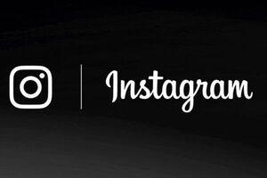 اینستاگرام سیاهپوش شد! +عکس