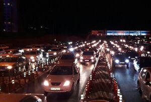 ترافیک نیمه سنگین و پرحجم در محورهای هراز و فیروزکوه