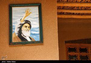 عکس/ بیت امام خمینی(ره) در خمین