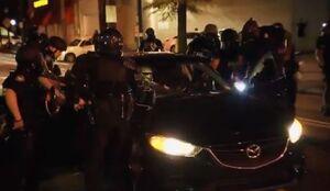 فیلم/ یک دستگیری خیلی معمولی در آمریکا