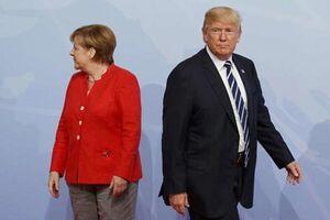 درجا زدن آمریکا پشت خط رهبری جهان/ «مرکل» سوت پایان را زد!