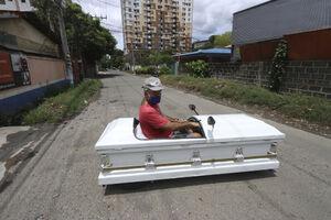 عکس/ ابتکار یک خودرو ساز برای مهار کرونا
