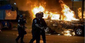 بازداشت بیش از ۴۴۰۰ نفر در اعتراضات آمریکا