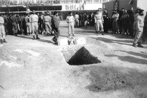 تصویری کمتر دیده شده از آرامگاه ابدی امام خمینی(ره)