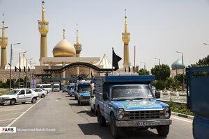 عکس/ رزمایش برکت امام خمینی(ره)
