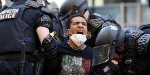 روند صعودی کشتههای اعتراضات آمریکا