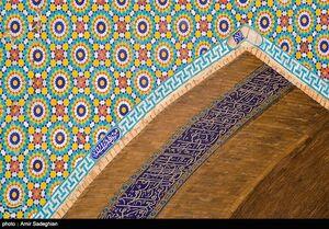 تصاویر زیبا از مسجد جامع عتیق شیراز را ببینید