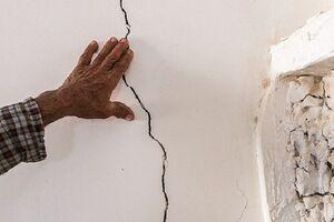 جزییات خسارات زلزله بندر لنگه