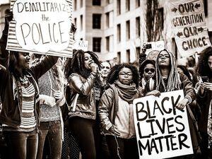 اعتراضات سیاهپوستان