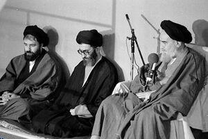 فیلم/امام خمینی(ره): مکتب ما بسته به اعمال ماست
