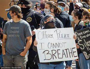 اختلاف در دولت ترامپ بر سر نحوه سرکوب اعتراضات
