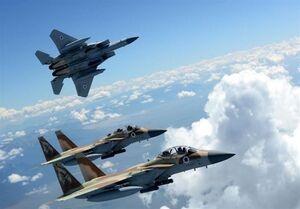 ادامه نقض قطعنامه ۱۷۰۱|تجاوز ۷ هواپیمای اسرائیلی به حریم هوایی لبنان