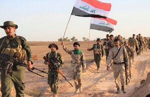 حشدالشعبی ۱۰ روستای عراق را پاکسازی کرد