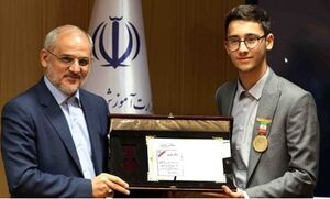 استاد بزرگ شطرنج ایران سفیر مدرسهسازی شد