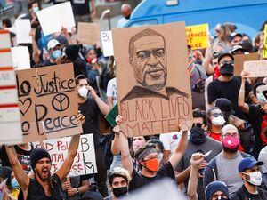 بازداشت بیش از ۱۰ هزار معترض آمریکایی