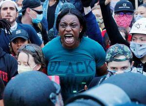 قتل یک سیاهپوست غیرمسلح دیگر در آمریکا +فیلم