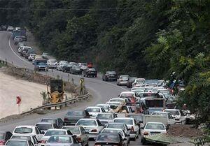آغاز محدودیتهای ترافیکی در محورهای شمال