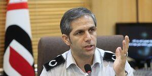 عمدی بودن آتش سوزی های اخیر در تهران ثابت نشده است