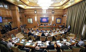 موج سوم کرونا شورای شهر تهران را به تعطیلی کشاند؟