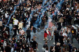 فیلم/ بالا گرفتن ناآرامیها در فرانسه