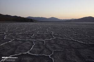 جدیدترین تصاویر از وضعیت دریاچه ارومیه