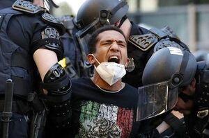 رسوایی دیگری برای پلیس آمریکا در ارتباط با سیاهپوستان