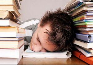 عادتهای غلطی که باعث افت تحصیلی میشود
