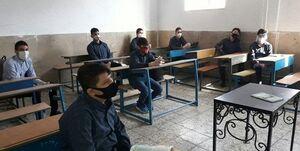 امتحانات نهایی در شرایط کرونایی آغاز شد