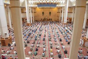 برگزاری نماز جمعه شیراز پس از ۱۰۰ روز