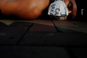 فیلم/ خشونت تمام عیار پلیس آمریکا