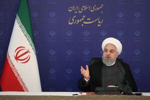 فیلم/ روحانی: روسیه و چین در برابر توطئه آمریکا ایستادگی کنند