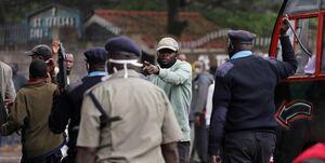 پلیس کنیا 15 نفر را به خاطر نقض مقررات قرنطینه کُشت