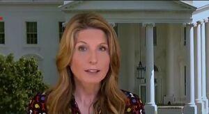 فیلم/ مجری شبکه آمریکا: آمار مبتلایان کرونا باورنکردنی است!