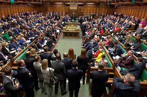 پارلمان بریتانیا برگزیت را تصویب کرد