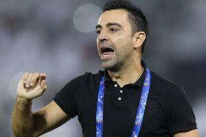 ژاوی: بارسلونا شانسی برای قهرمانی در لیگ قهرمانان اروپا ندارد