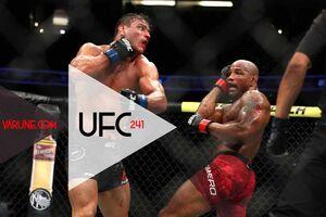 کمک سازمان UFC به ترامپ برای سرکوب مخالفان