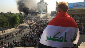 حمله به نماد مقاومت علیه انگلیس در عراق +عکس