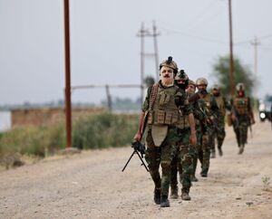 در استانهای کرکوک و دیاله چه میگذرد؟ / جزئیات عملیات سنگین و مهم برای تامین امنیت شاهرگهای شرقی عراق + نقشه میدانی