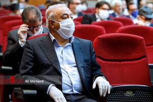 عکس/ حضور ابر بدهکار بانکی در دادگاه طبری