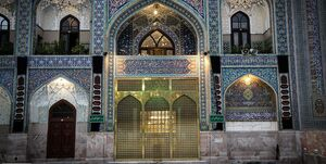 علت ساخت پنجره فولاد در حرم امام رضا چه بود؟ +عکس