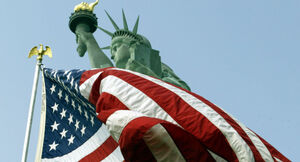 آزادی بیان در آمریکا در 4 ثانیه +فیلم